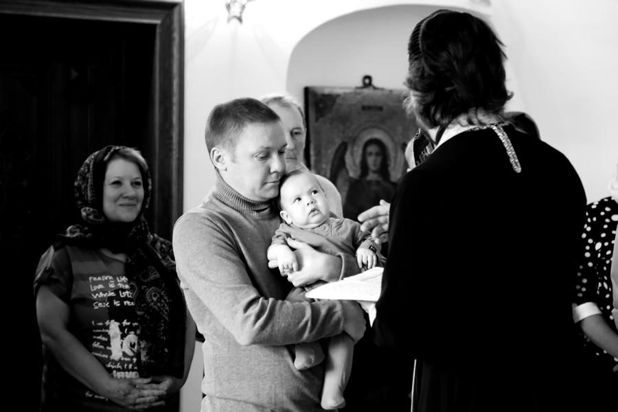 Венчание и крещение